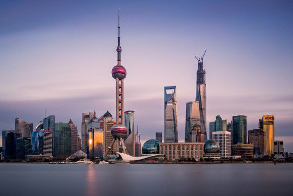 Dos semanas en China